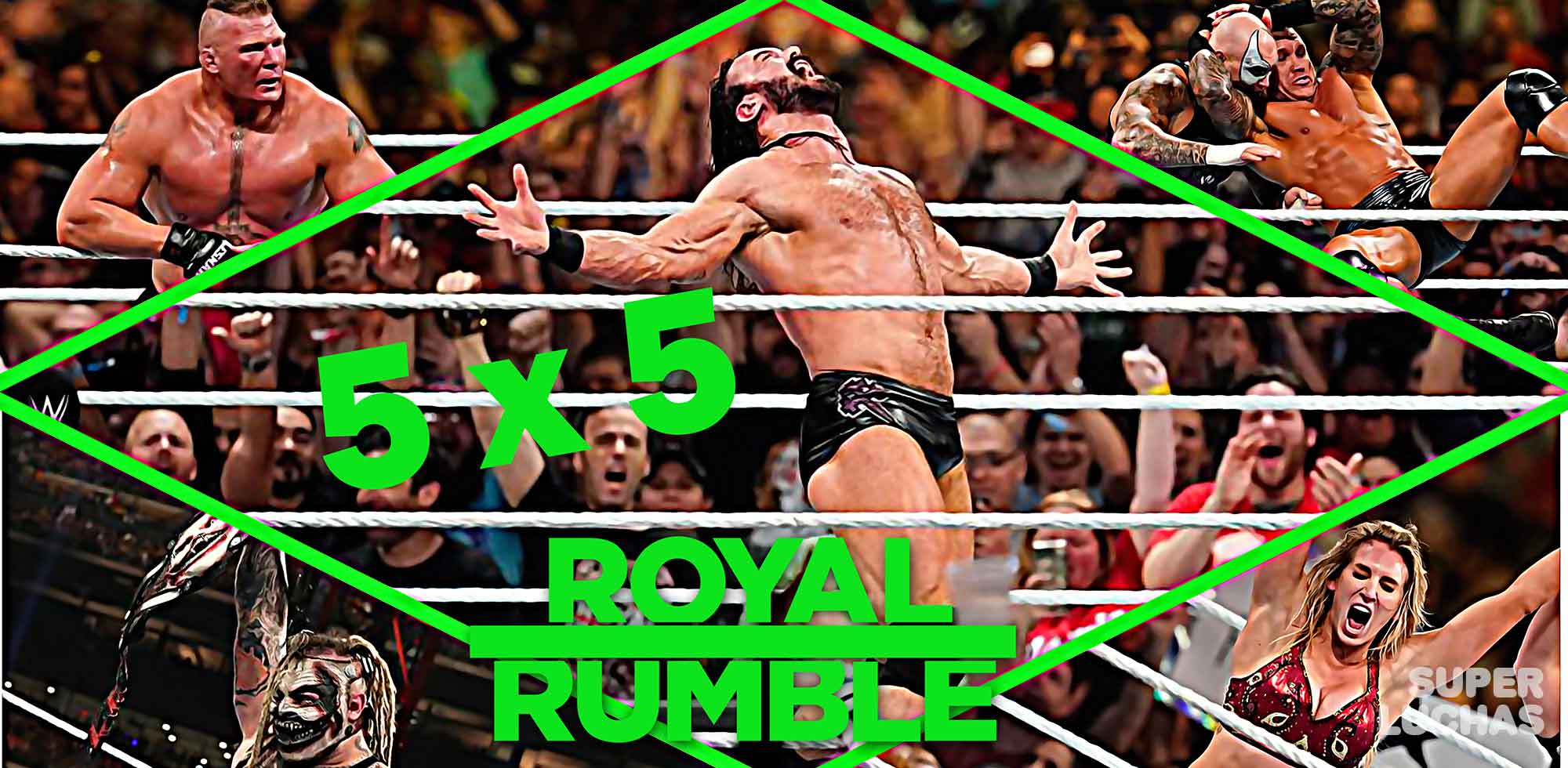 5x5 Royal Rumble 2020