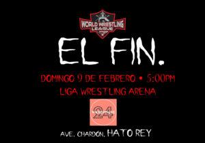 Llega el FIN de WWL y Nace Liga Wrestling en Puerto Rico 4