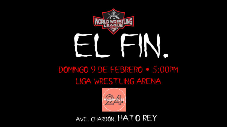 Llega el FIN de WWL y Nace Liga Wrestling en Puerto Rico 2
