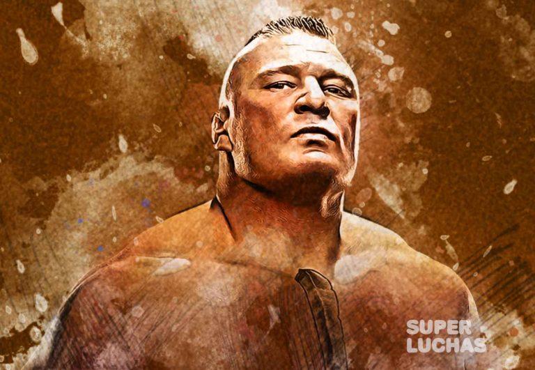 Brock Lesnar en WrestleMania 36