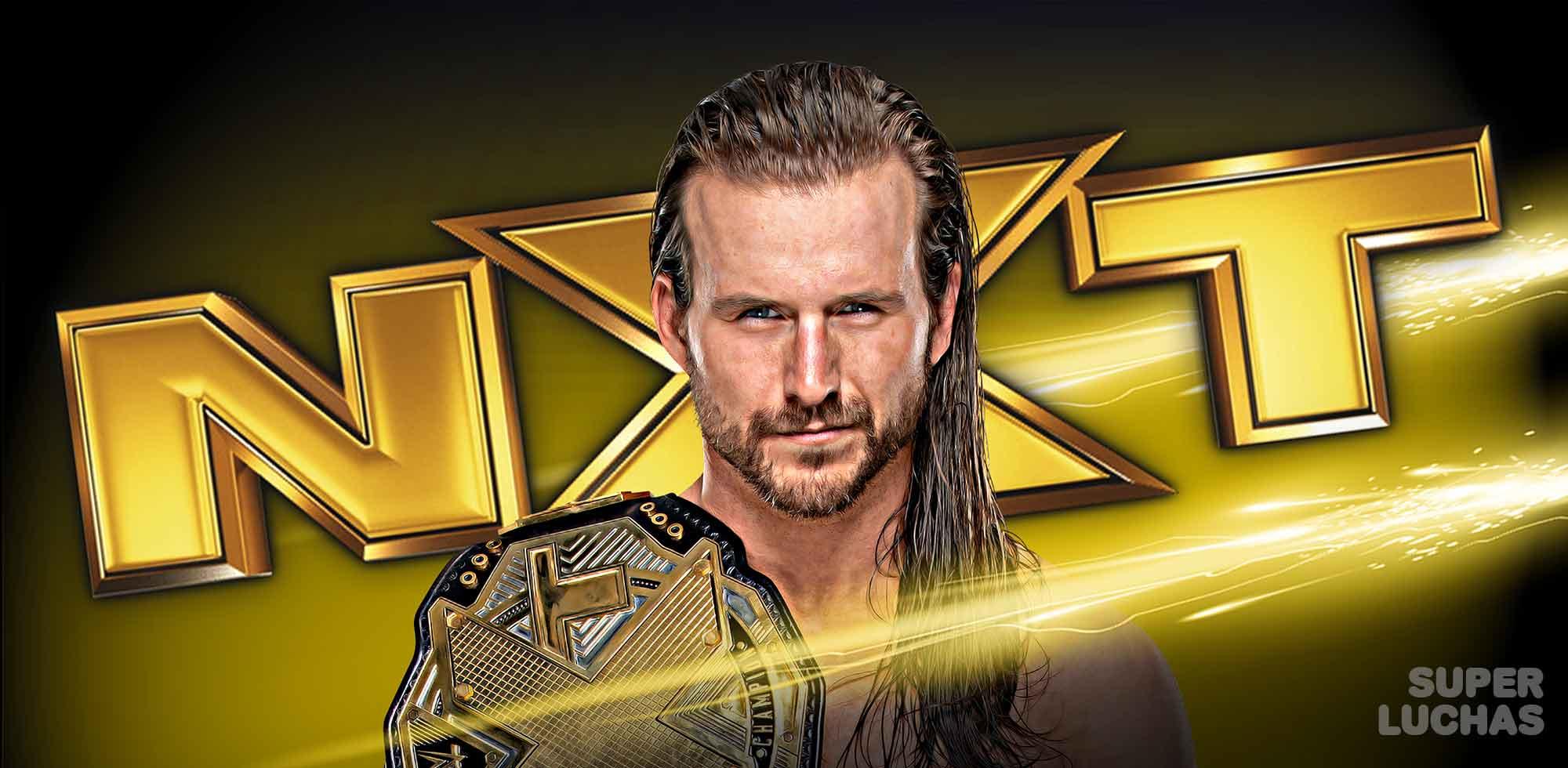Resultados NXT 29 de enero 2020