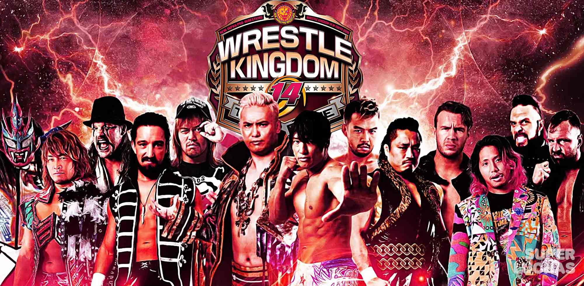 Resultados Wrestle Kingdom 14 3 de enero 2020
