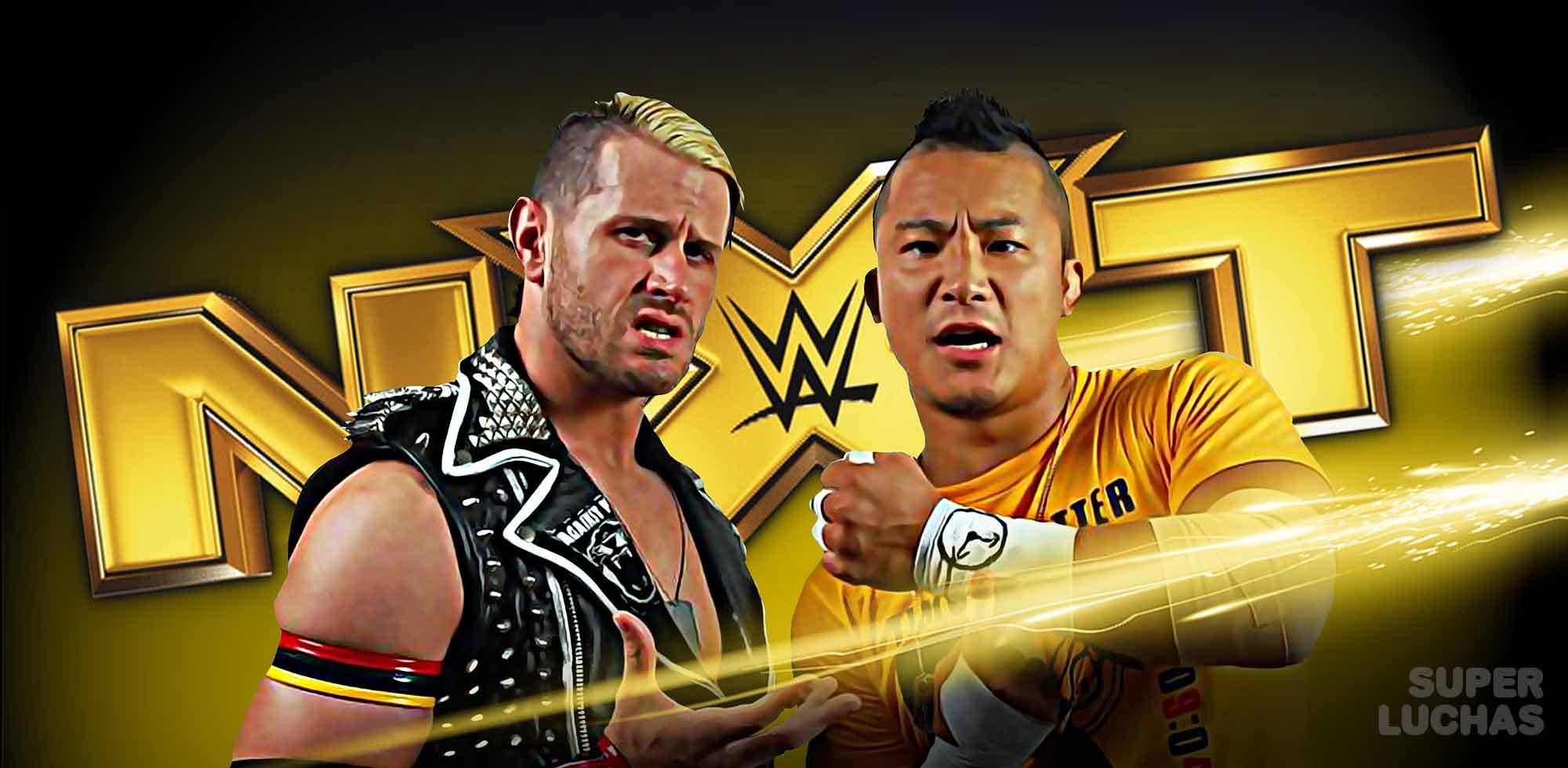 Resultados NXT 15 de enero 2020
