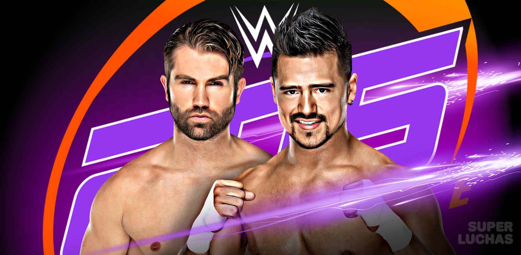 WWE hace cambios en 205 Live