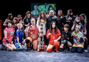CMLL/ Lady's Ring: Dalys se corona en Japón 2
