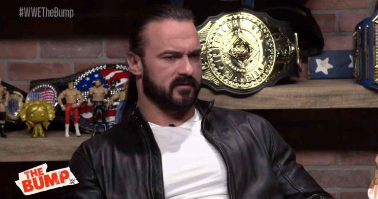 ¿Drew McIntyre podrá contra Lesnar?