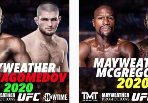 Mayweather va por McGregor y Nurmagomedov 5