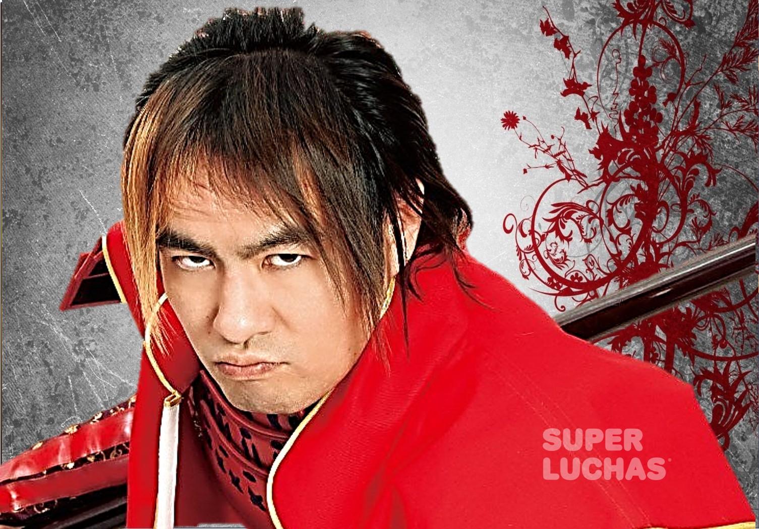 Isami Kodaka, el luchador de 2019 en los Premios Japan Indie Grand Prix 1