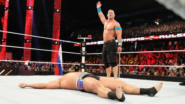 Posibles rivales para John Cena
