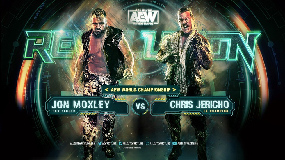 Jon Moxley vs Chris Jericho ¿NJPW y AEW se unen?