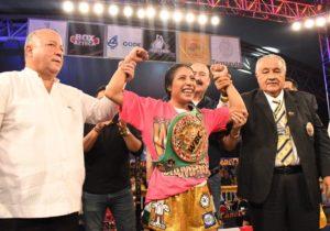 Kenia Enríquez triunfó en Jalisco 3