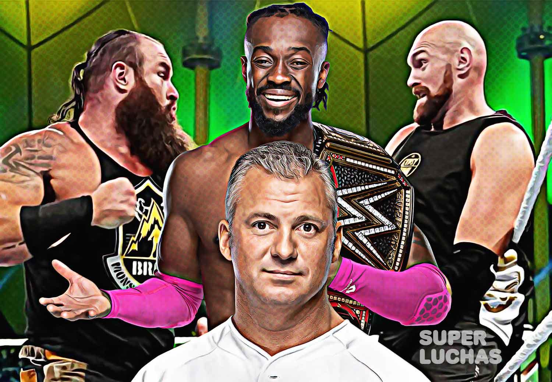 4 errores de WWE