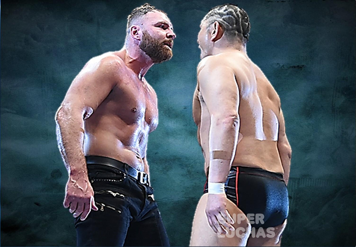Jon Moxley retuvo su título y se confronta con Minoru Suzuki 5