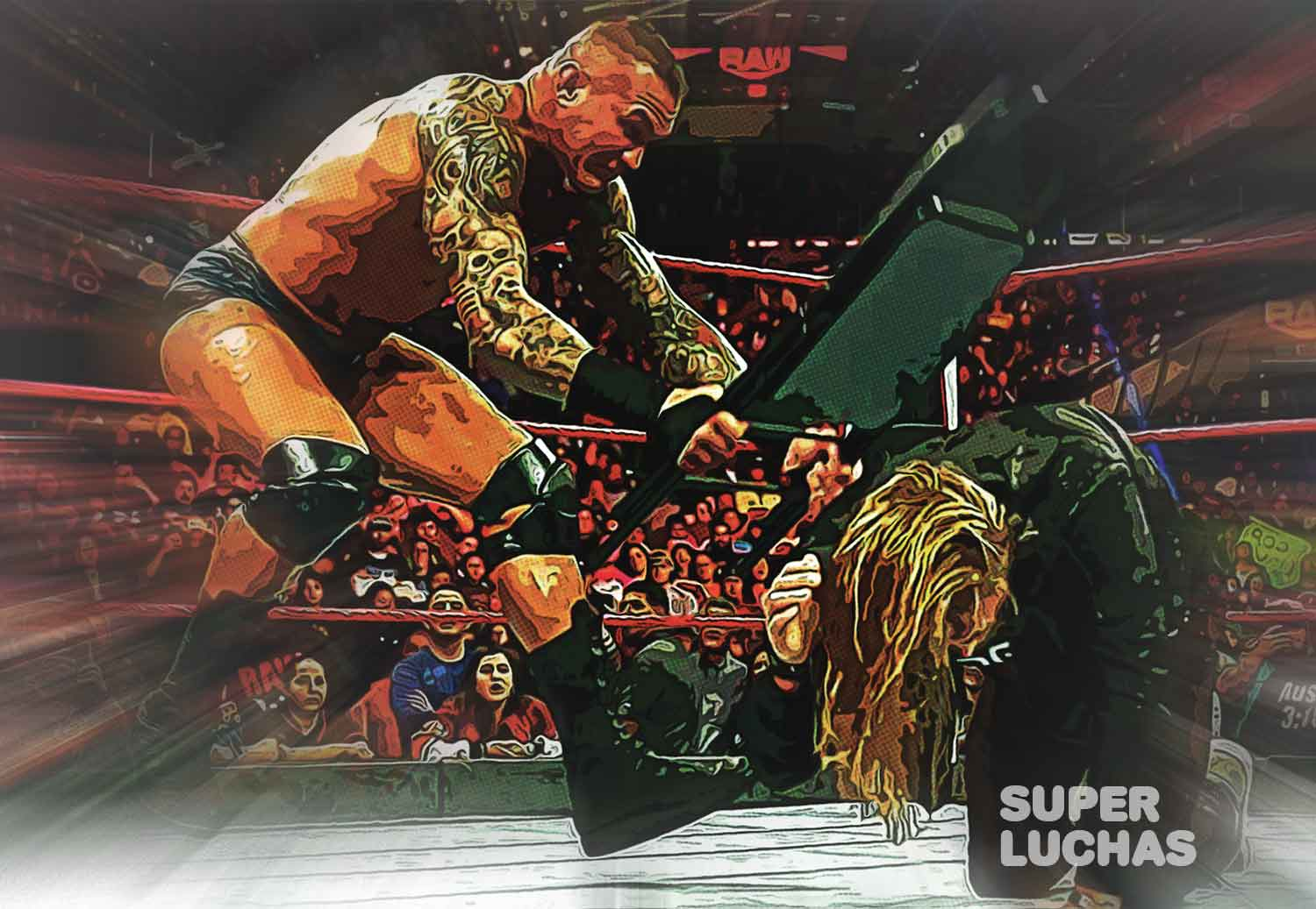 Randy Orton vs. Edge