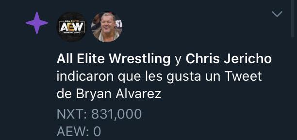 Ratings NXT vs AEW Bryan Alvarez