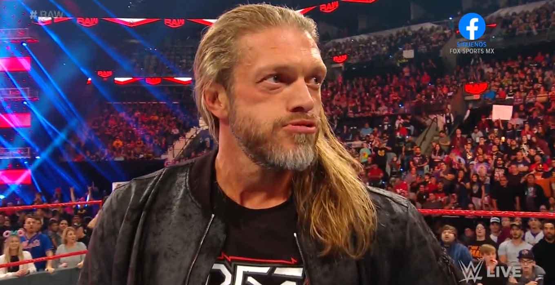 WWE RAW (27 de enero 2020) | Resultados en vivo | El regreso de Edge 17