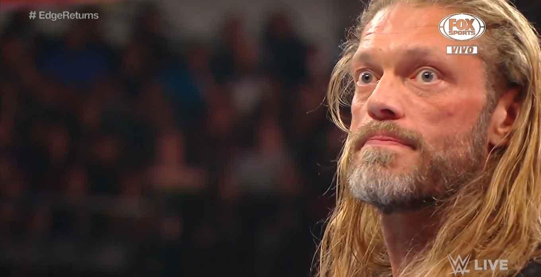 WWE RAW (27 de enero 2020) | Resultados en vivo | El regreso de Edge 18