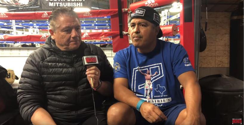Robert García alabó a Canelo en entrevista 6