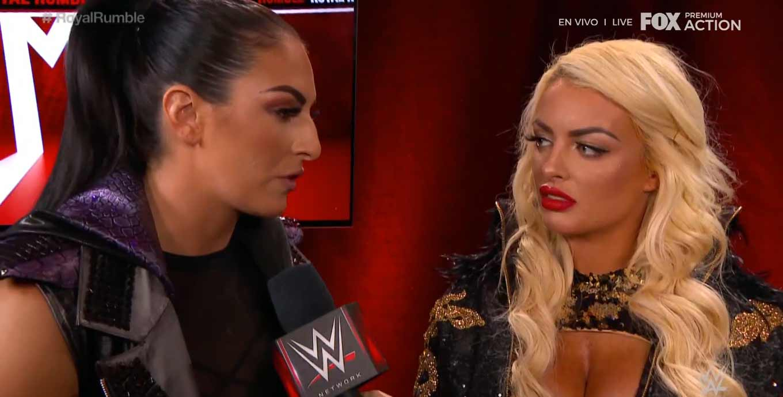 Sonya Deville confiesa la clave del éxito en su rivalidad con Mandy Rose 2