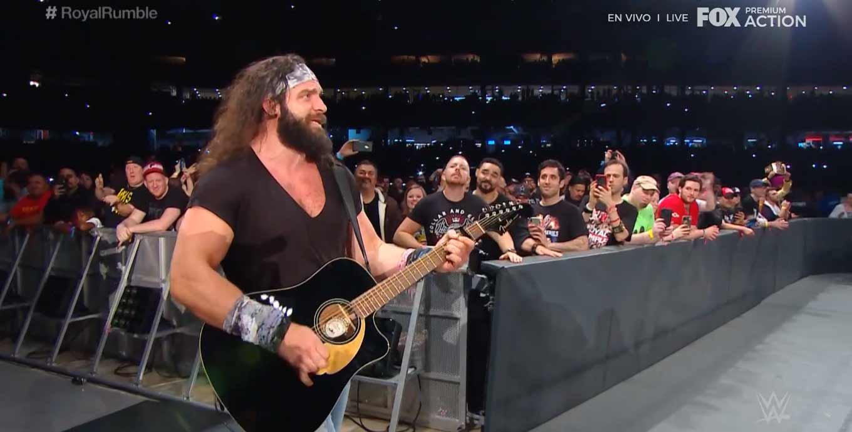 WWE ROYAL RUMBLE 2020 | Resultados en vivo | Inicia el camino a WrestleMania 40