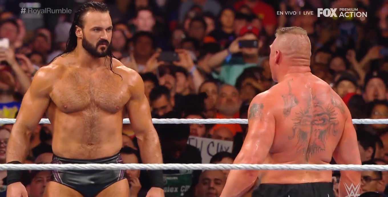 WWE ROYAL RUMBLE 2020 | Resultados en vivo | Inicia el camino a WrestleMania 56