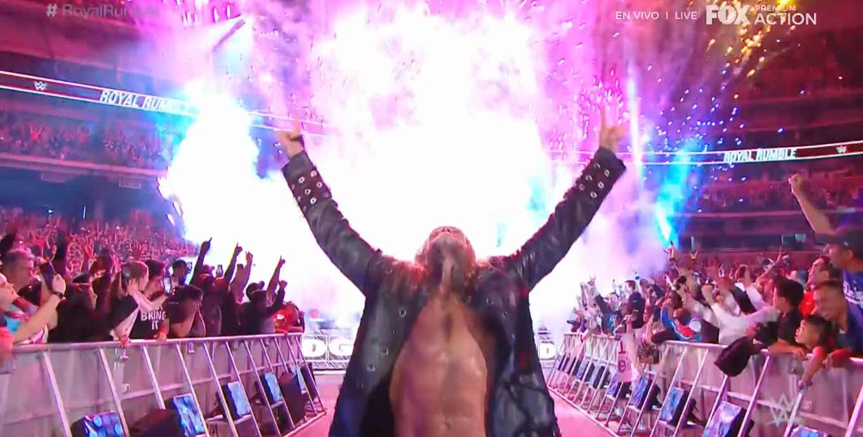 WWE ROYAL RUMBLE 2020 | Resultados en vivo | Inicia el camino a WrestleMania 60