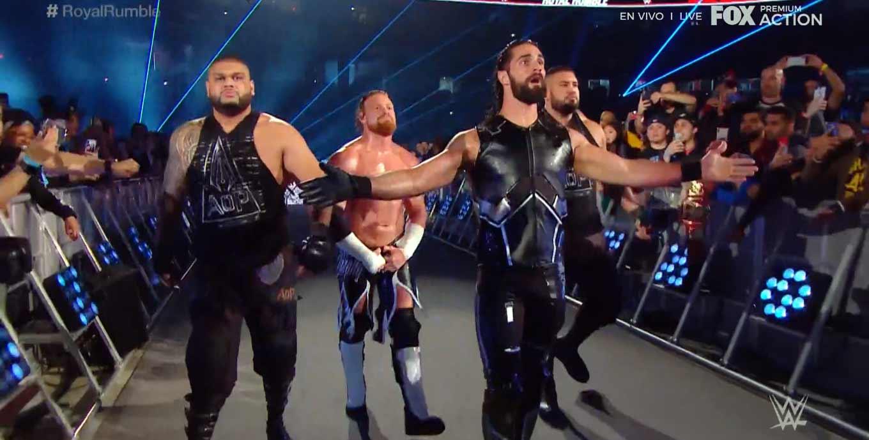 WWE ROYAL RUMBLE 2020 | Resultados en vivo | Inicia el camino a WrestleMania 68