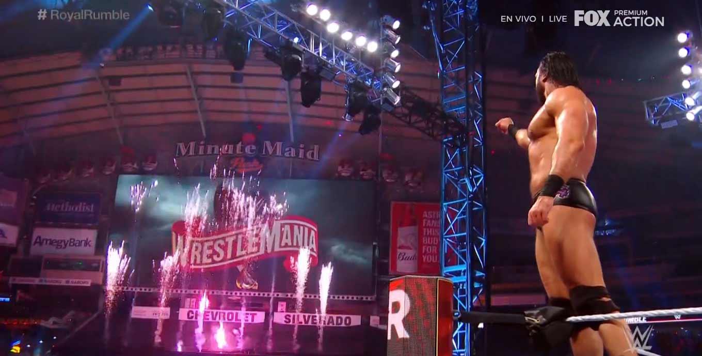 WWE ROYAL RUMBLE 2020 | Resultados en vivo | Inicia el camino a WrestleMania 81