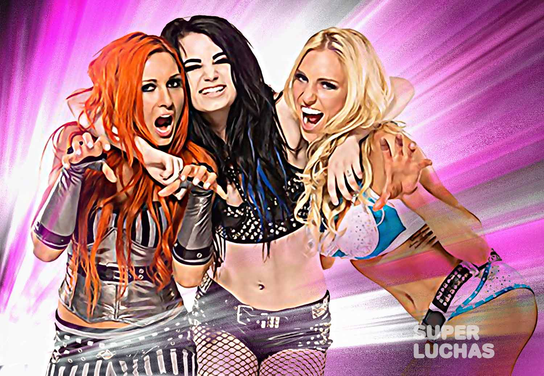 Team PCB | Paige, Charlotte Flair y Becky Lynch