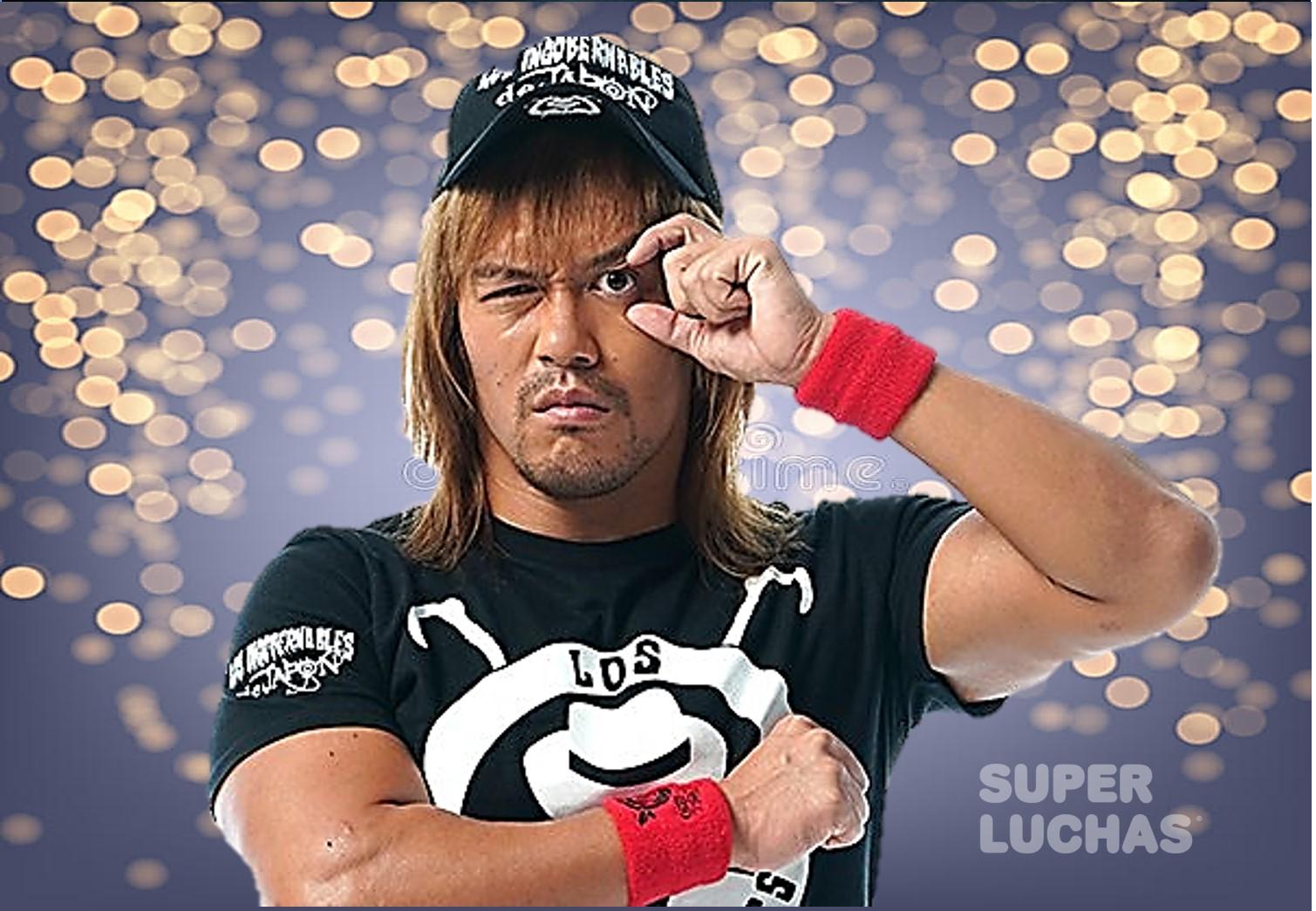NJPW: Tetsuya Naito tuvo cirugía ocular un mes antes de WK14 2