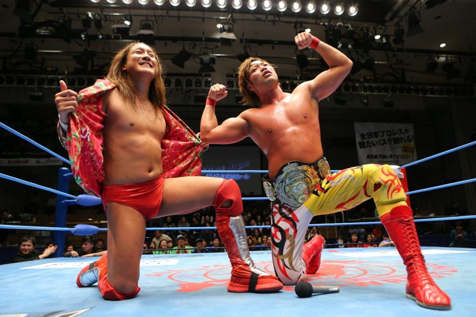 "AJPW: ""Prime Night"" Arrancó torneo por cetro vacante 1"