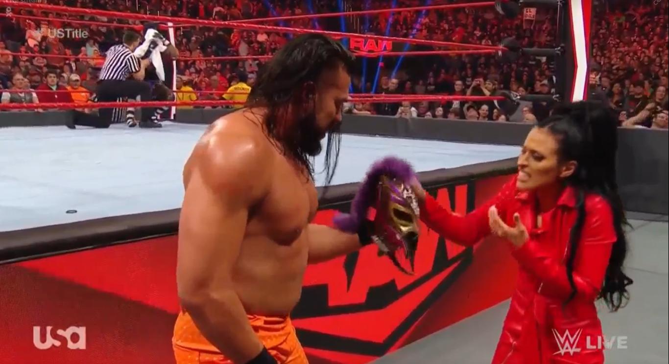 WWE RAW (6 de enero 2020)   Resultados en vivo   Regresa Brock Lesnar 11