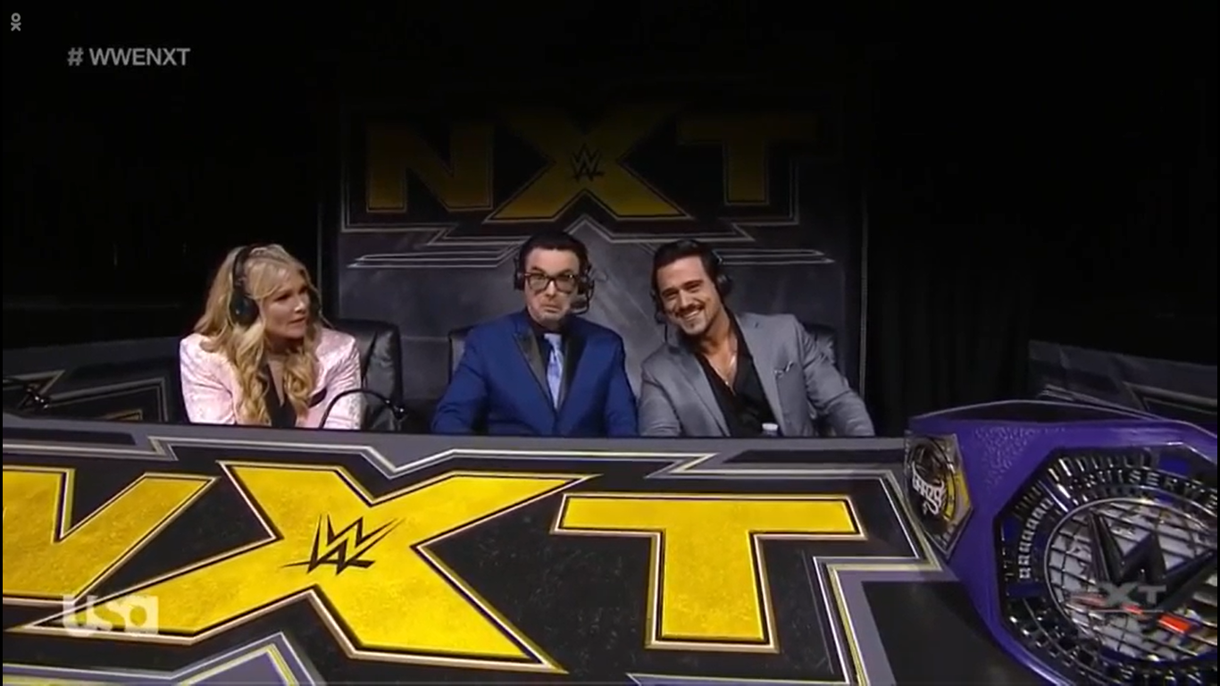 NXT (15 de enero 2020) | Resultados en vivo | El regreso de los Time Splitters 21