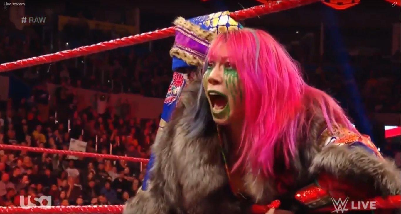 WWE RAW (6 de enero 2020)   Resultados en vivo   Regresa Brock Lesnar 24