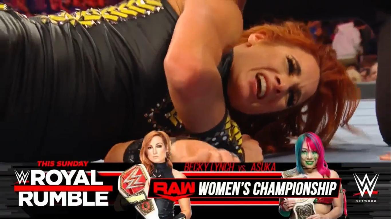 WWE RAW (20 de enero 2020) | Resultados en vivo | Andrade vs. Rey Mysterio en escaleras 29