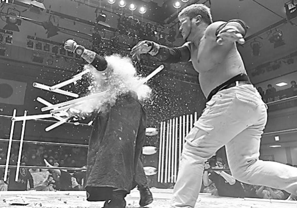 """BJW: """"New Year Beginning of the Death Match"""" dos títulos principales en juego 2"""