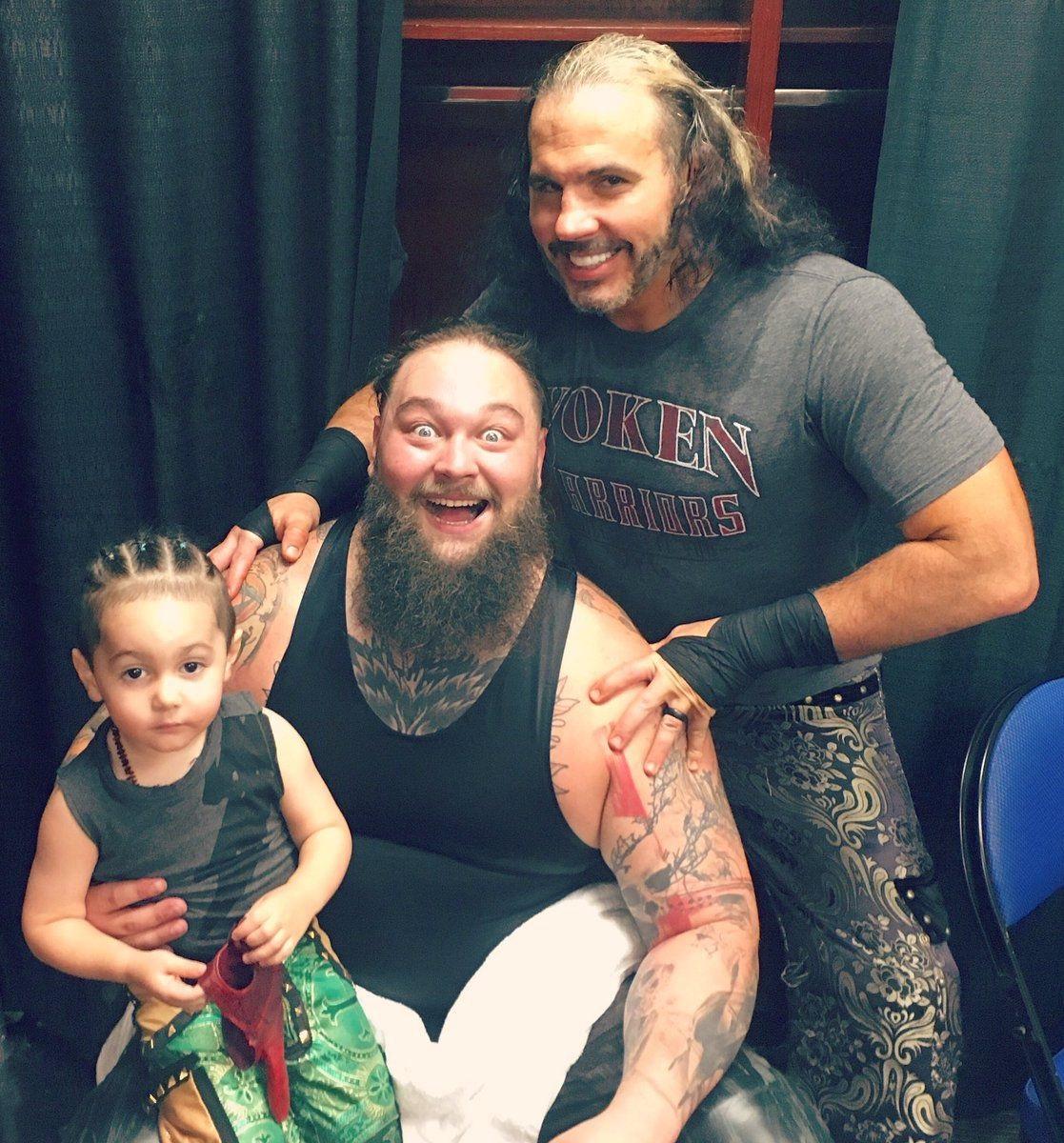 Matt Hardy y Bray Wyatt