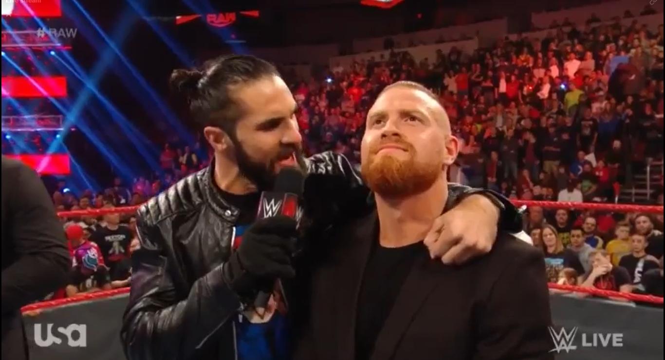 WWE RAW (20 de enero 2020) | Resultados en vivo | Andrade vs. Rey Mysterio en escaleras 1