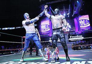 CMLL: Templario es el Rey del Aire 2020 4