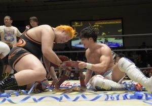 "DDT: ""New Year Lottery Special"", cae Damnation 3"