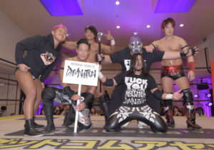 """DDT: """"New Year Dramatic Itabashi Series 2020"""" 3"""
