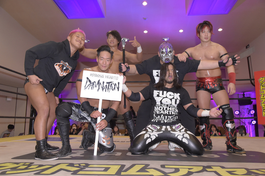 "DDT: ""New Year Dramatic Itabashi Series 2020"" 2"