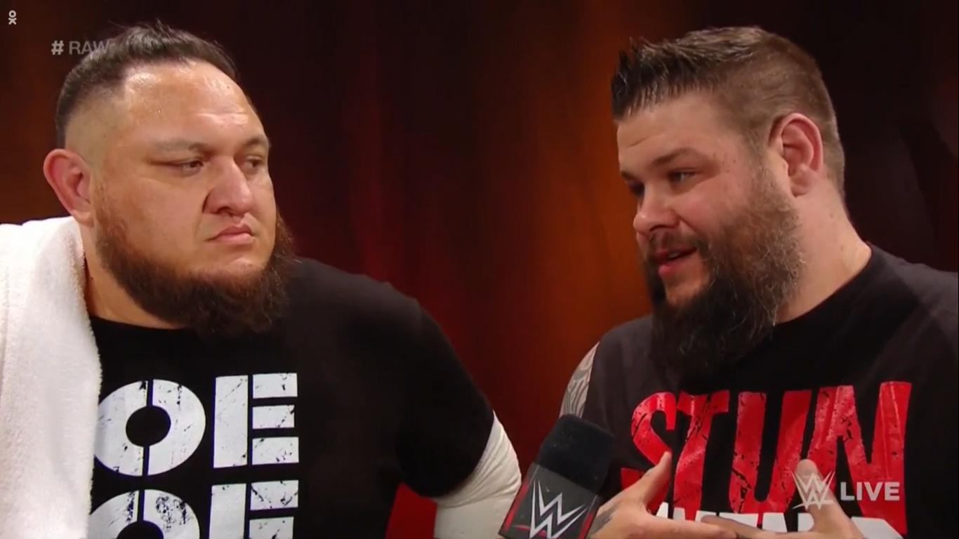 WWE RAW (20 de enero 2020) | Resultados en vivo | Andrade vs. Rey Mysterio en escaleras 41