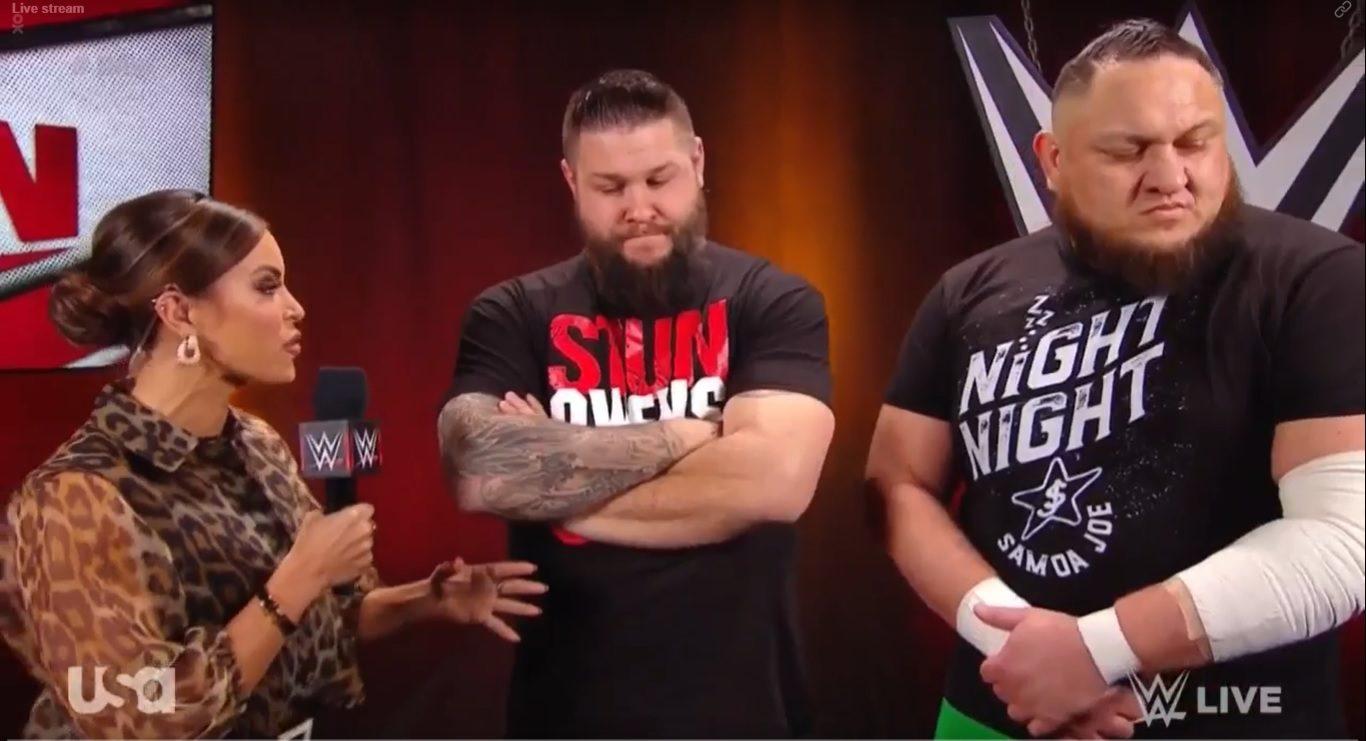 WWE RAW (6 de enero 2020)   Resultados en vivo   Regresa Brock Lesnar 12