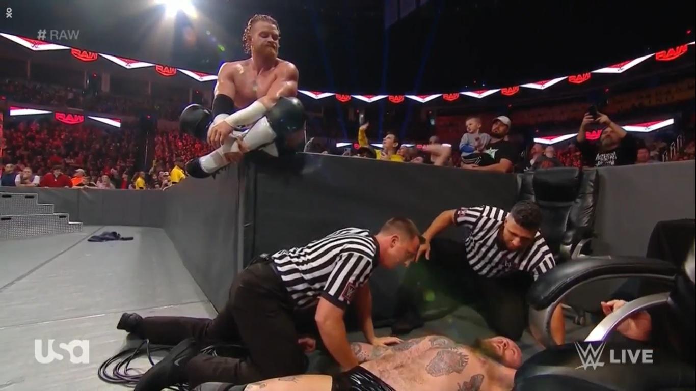 WWE RAW (6 de enero 2020)   Resultados en vivo   Regresa Brock Lesnar 44
