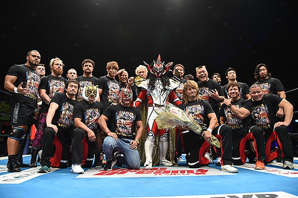 """NJPW: """"New Year Dash 2020"""" El adiós de Liger; las consecuencias de WK14 2"""