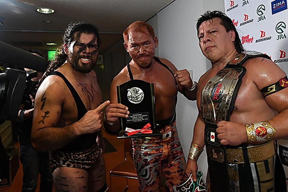 "NJPW: ""Fantasticamania 2020"" Arranca la gira 1"
