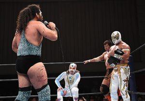 """NJPW/CMLL: """"Fantasticamania 2020"""" Mexicanos conquistan Ehime y Kyoto 5"""