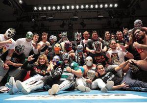 """NJPW /CMLL: """"Fantasticamania 2020"""" Gran cierre de gira 3"""
