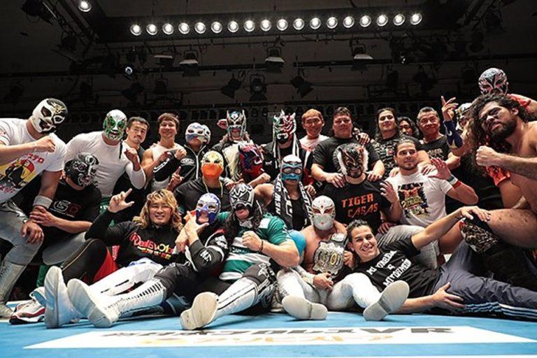 """NJPW /CMLL: """"Fantasticamania 2020"""" Gran cierre de gira 1"""